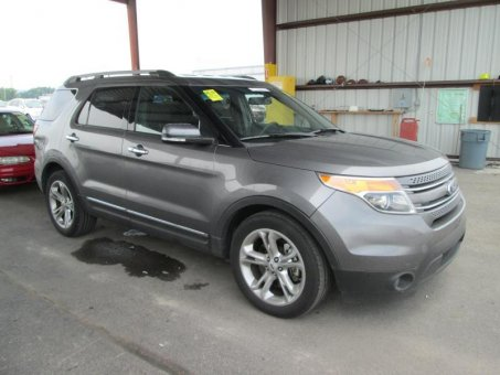 2014 FORD EXPLORER FWD V6