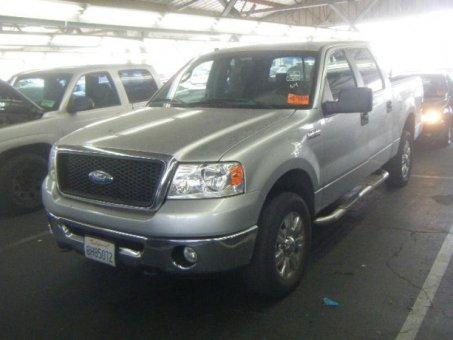 2007 FORD F150 4X4 CR