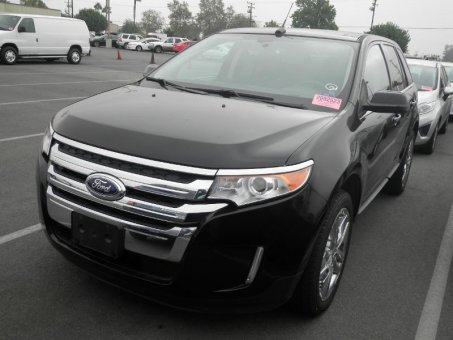 2011 FORD EDGE AWD V6 LIMITED