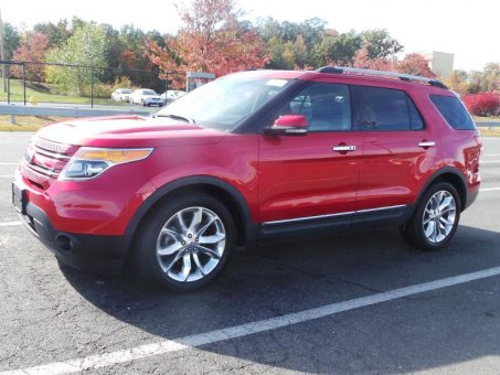 2011 Ford EXPLORER FWD V6