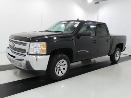 2013 Chevrolet 1500 SLV 4X2 CR LS