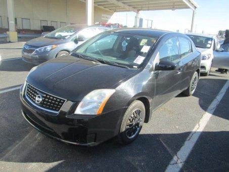 2009 Nissan SENTRA FE