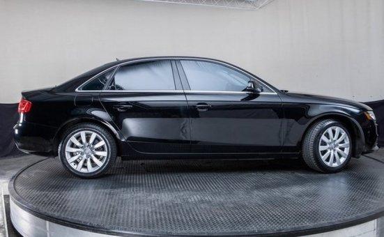 2012 Audi A4 2.0T Premium (Multitronic) Sedan