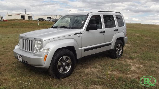 2008 jeep liberty sport suv for sale in limon. Black Bedroom Furniture Sets. Home Design Ideas