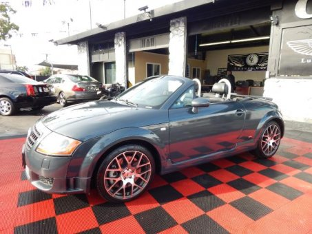 2004 Audi TT 3.2 Roadster quattro with S tronic