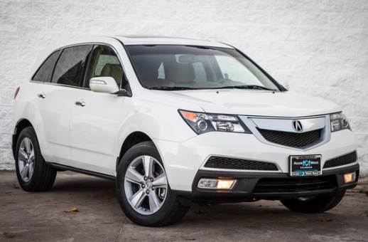 2013 Acura MDX 3.7L Technology Package
