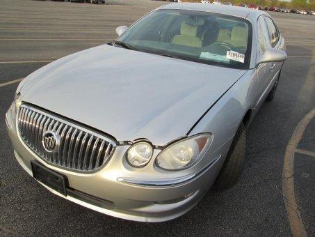 2009 Buick LACROSSE V6 CX
