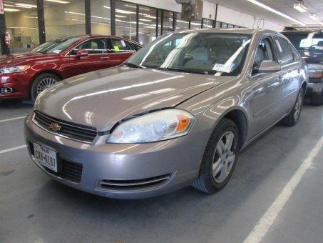 2006 Chevrolet IMPALA V6 LS