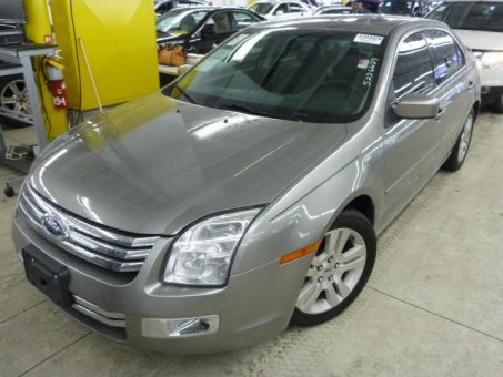 2009 Ford FUSION FWD 4C SEL