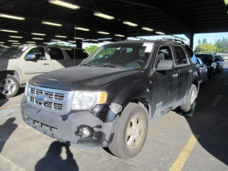 2008 Ford ESCAPE FWD V6 XLT