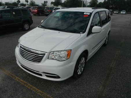 2014 Chrysler TOWN & COUN TOURING