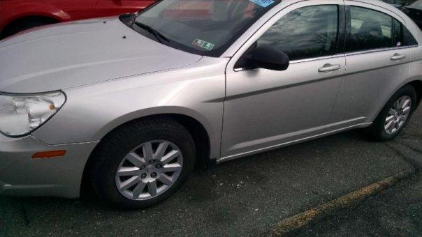 2010 Chrysler SEBRING 4C TOURING