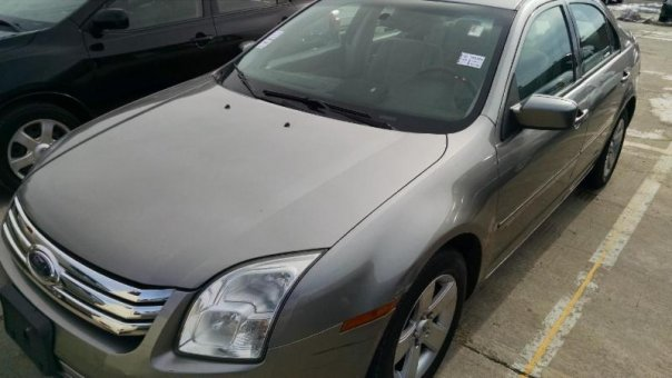 2008 Ford FUSION FWD 4C SE