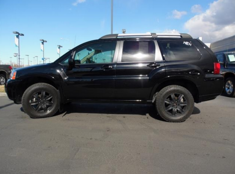 2011 Mitsubishi Endeavor Black Beauty