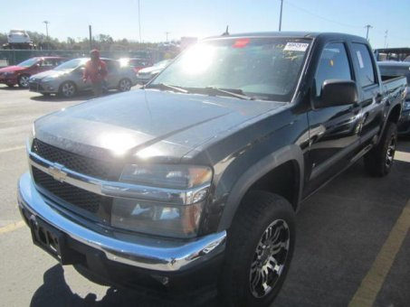 2008 Chevrolet COLORADO 4X4 CR LT