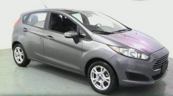2014 FORD Fiesta SE Hatchback 4D