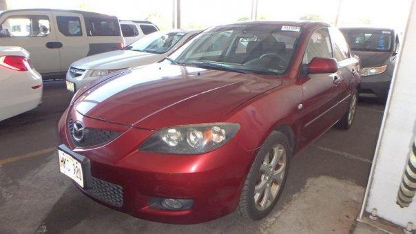 2009 Mazda MAZDA3 4C I TRG VAL