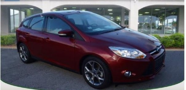 2014 Ford FOCUS SE