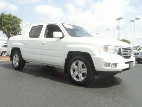 2012 Honda RIDGELINE RTL
