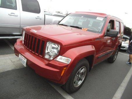 2008 Jeep LIBERTY 4X2 SPORT