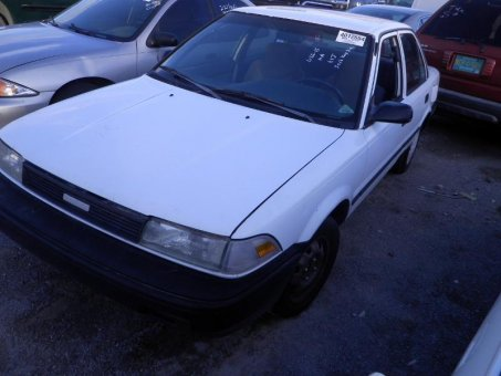1990 Toyota COROLLA DX