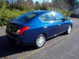2013 NISSAN Versa SV Sedan 4D blue blues image-8