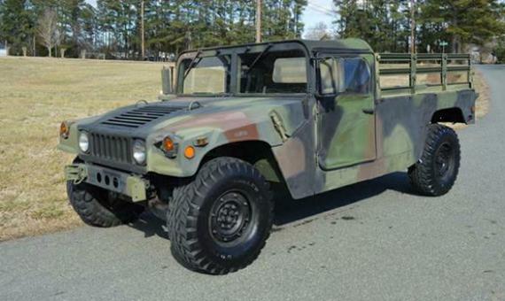 1985 AM General Hummer