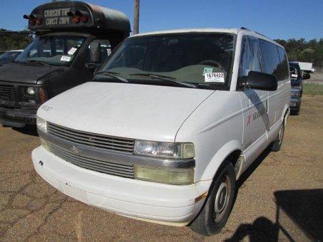 1999 Chevrolet ASTRO 2WD EXT LS