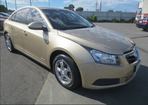 2009 Holden Cruze JG CD