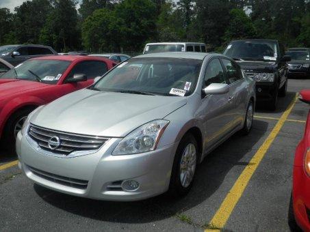 2011 Nissan ALTIMA 4C 2.5 S