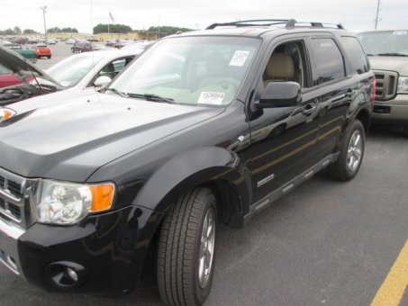 2008 Ford ESCAPE 4X4 V6