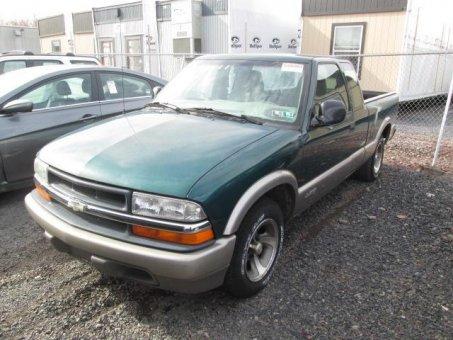 1998 Chevrolet S10 4X2 EXT LS