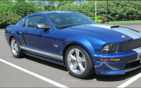 2008 Shelby GT Coupe