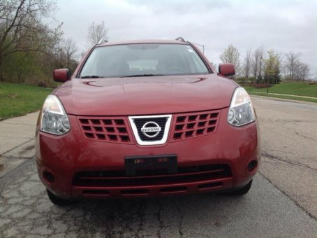 2008 Nissan ROGUE FWD S