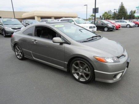 2007 Honda Civic Si Coupe