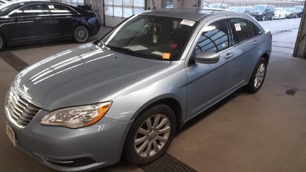 2012 Chrysler 200 4C