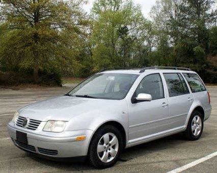 2003 Volkswagen JETTA WAGON GLS