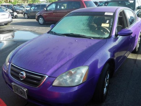 2003 Nissan ALTIMA 4C