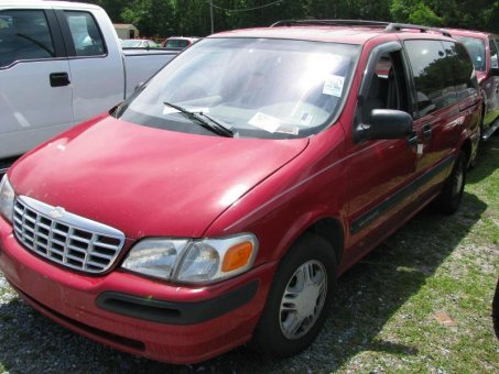 1999 Chevrolet VENTURE FWD EXT LS