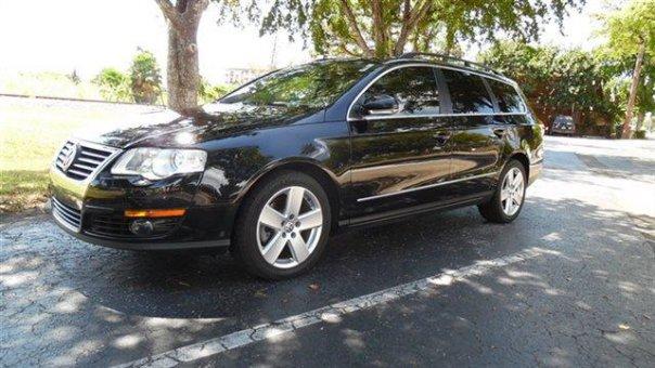 2008 Volkswagen PASSAT 4DR AUTOMATIC KOMFORT FWD *LTD AVAIL* WAGON*