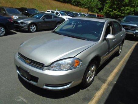 2008 Chevrolet IMPALA V6
