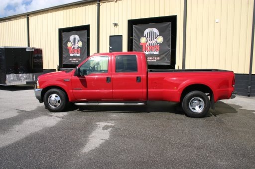 2002 Ford F350 Dually