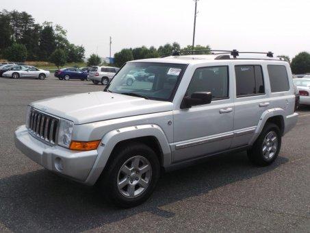 2008 Jeep COMANDER 4X4