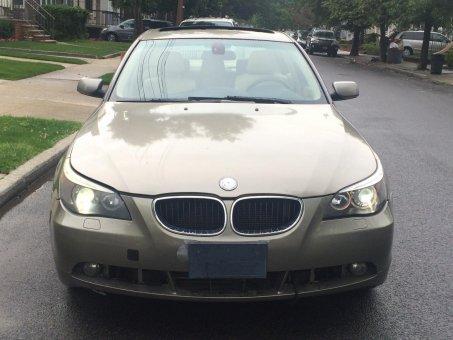 2005 BMW 5 SERIES 530I