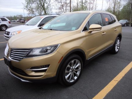 2015 Lincoln MKC AWD 4C