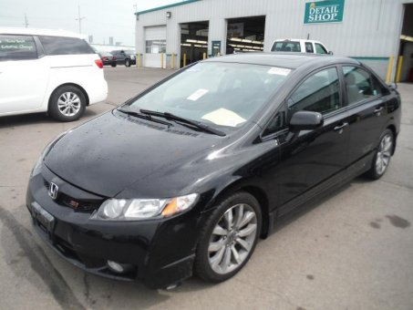 2010 Honda CIVIC SDN SI