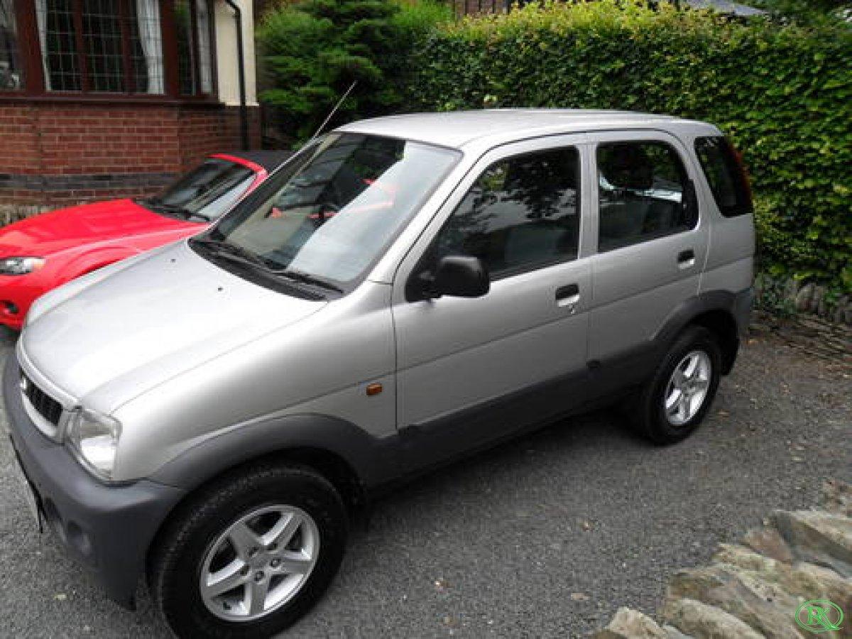 Delaware Auto Auction >> 2003 Daihatsu Terios