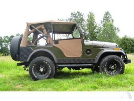 1958 Willys MA38A