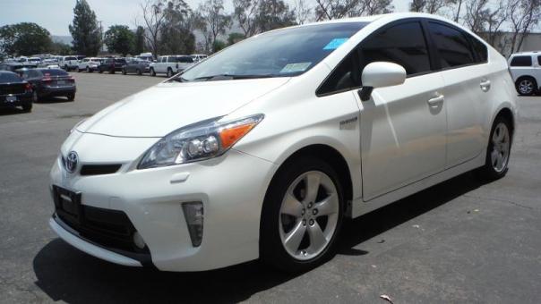 2014 Toyota PRIUS 4