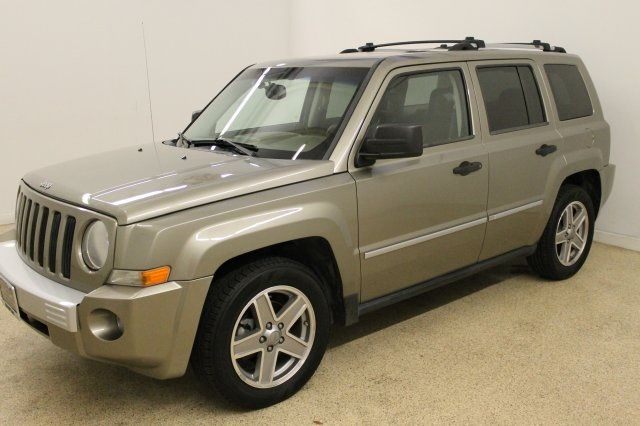 2008 jeep patriot limited. Black Bedroom Furniture Sets. Home Design Ideas